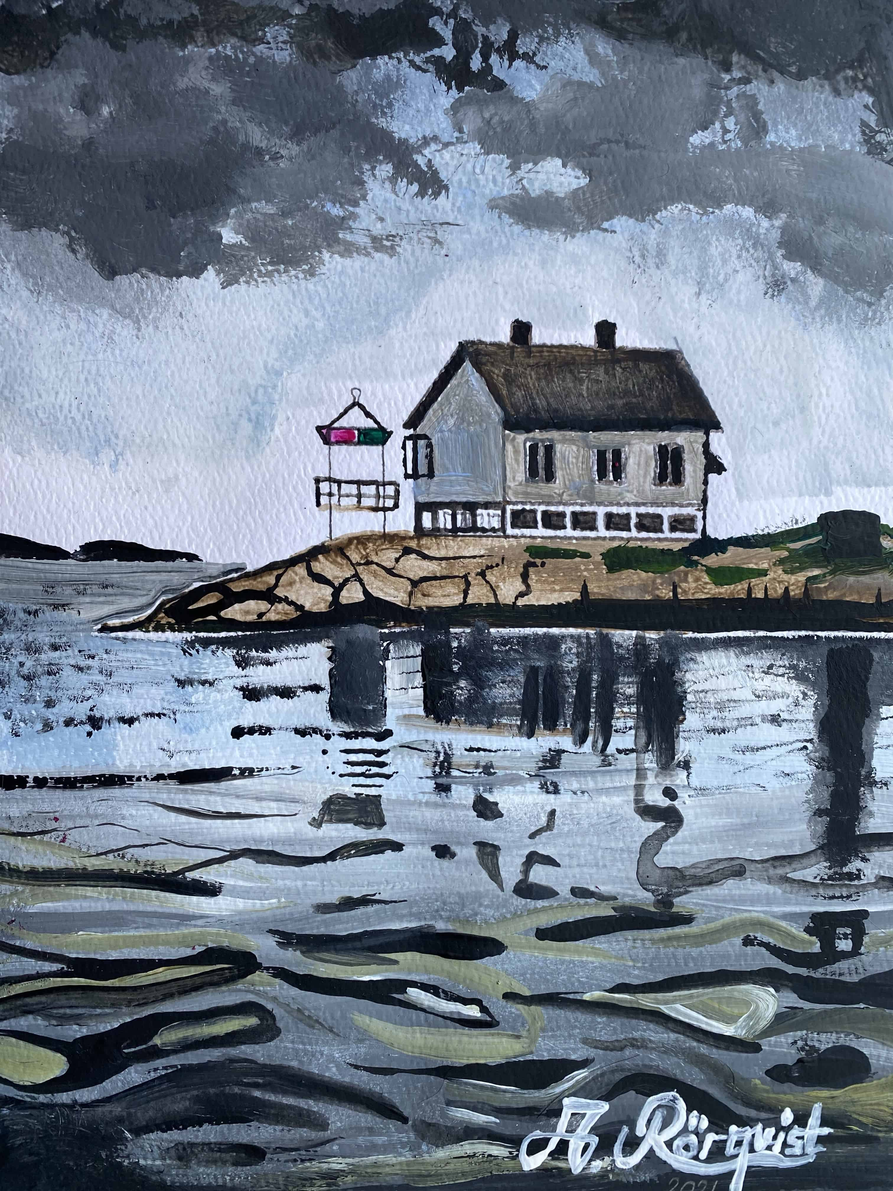 Konstnär Andreas Rörqvist