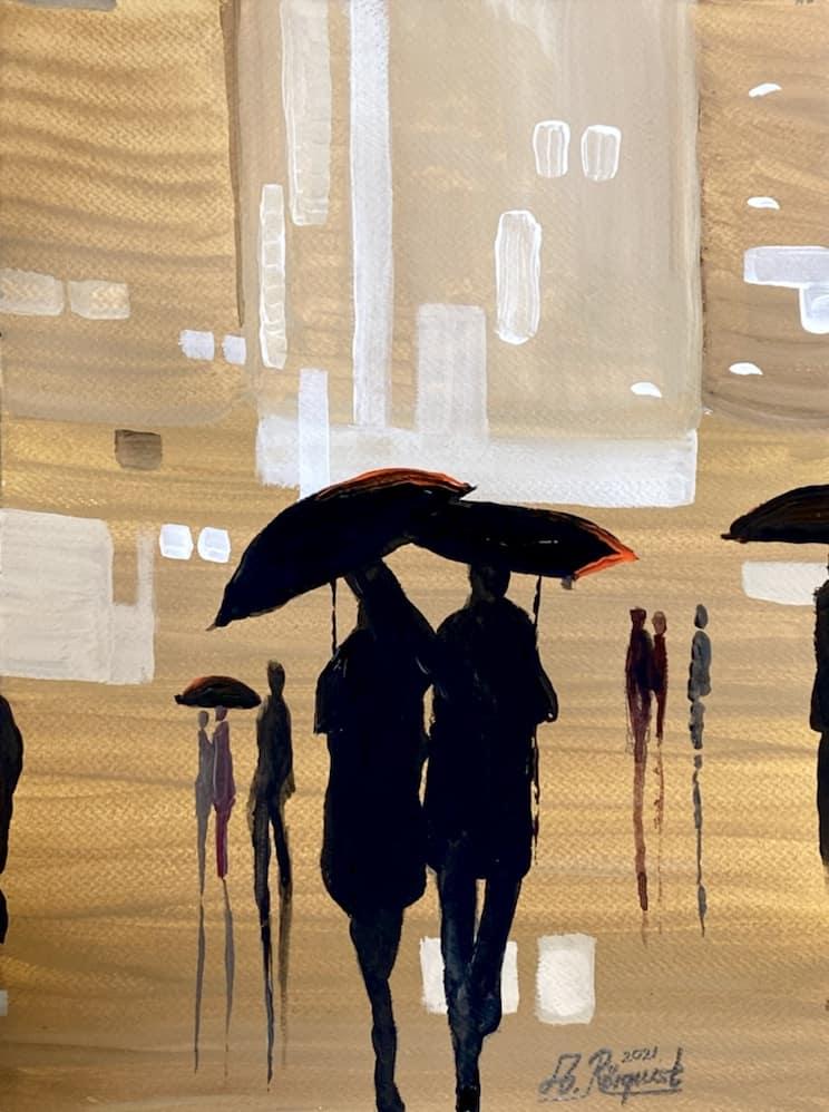 Konstnär Andreas Rörqvist Art Akrylfärg Konst Abstrakt