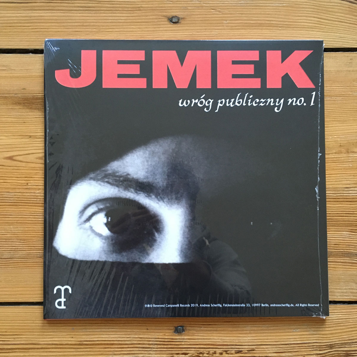 Jemek Jemowit. Tekkno Polo x Wròg Publiczny No.1
