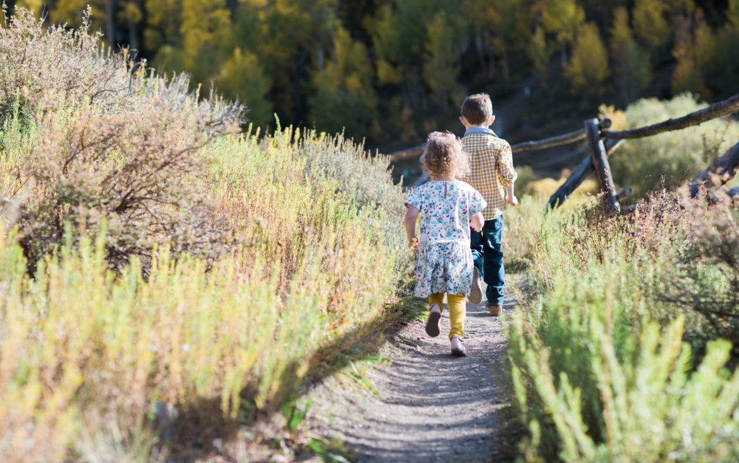 Breckenridge Colorado Fall Family Photography Session