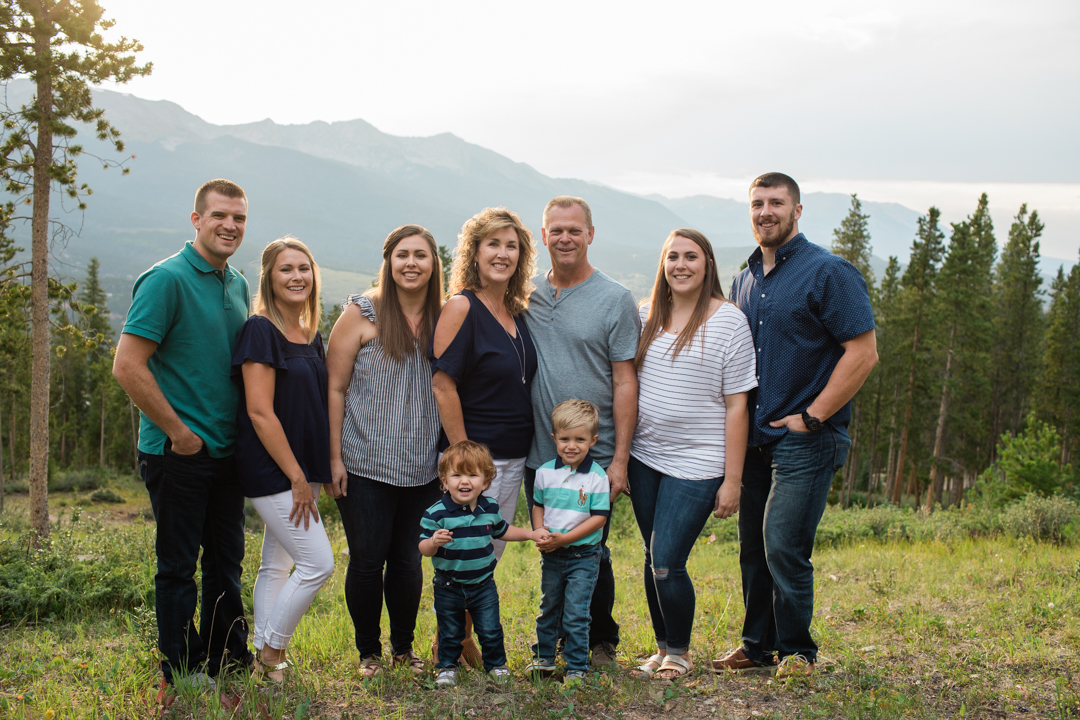 Fulkerson Family in Breckenridge, Colorado