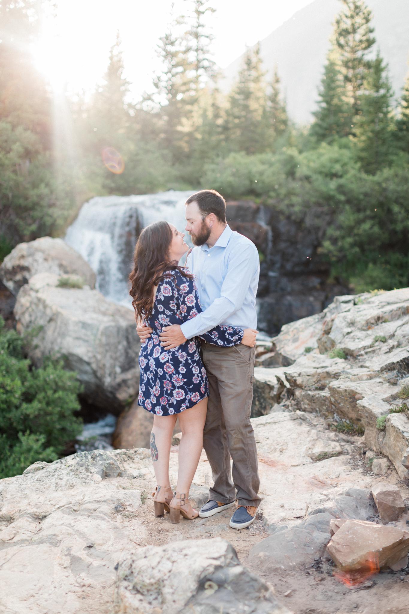 Allie and Joe Breckenridge, Colorado