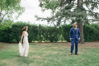 City Park Denver Wedding