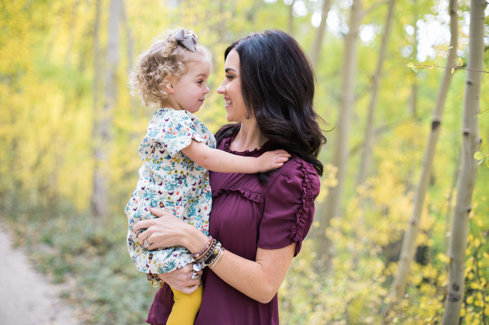 Fall Family Photography Breckenridge Colorado