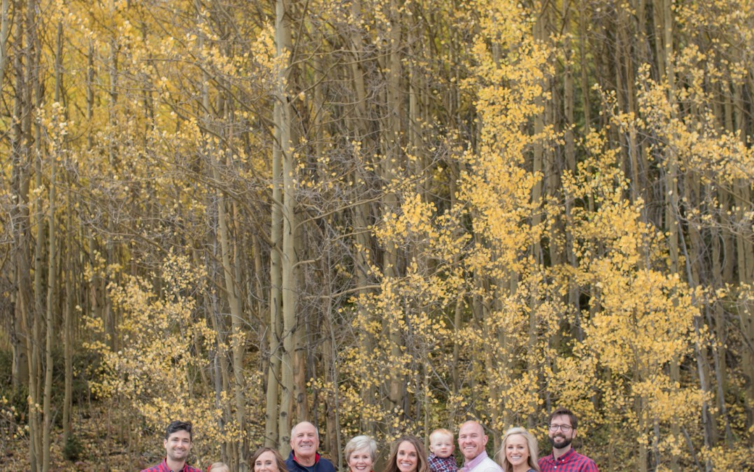 Graham Family Session Boreas Pass Breckenridge