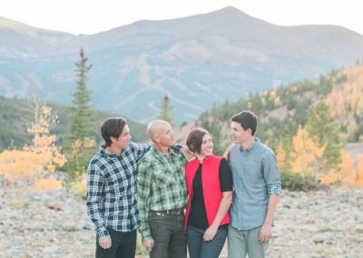 Haynes Family Breckenridge, CO
