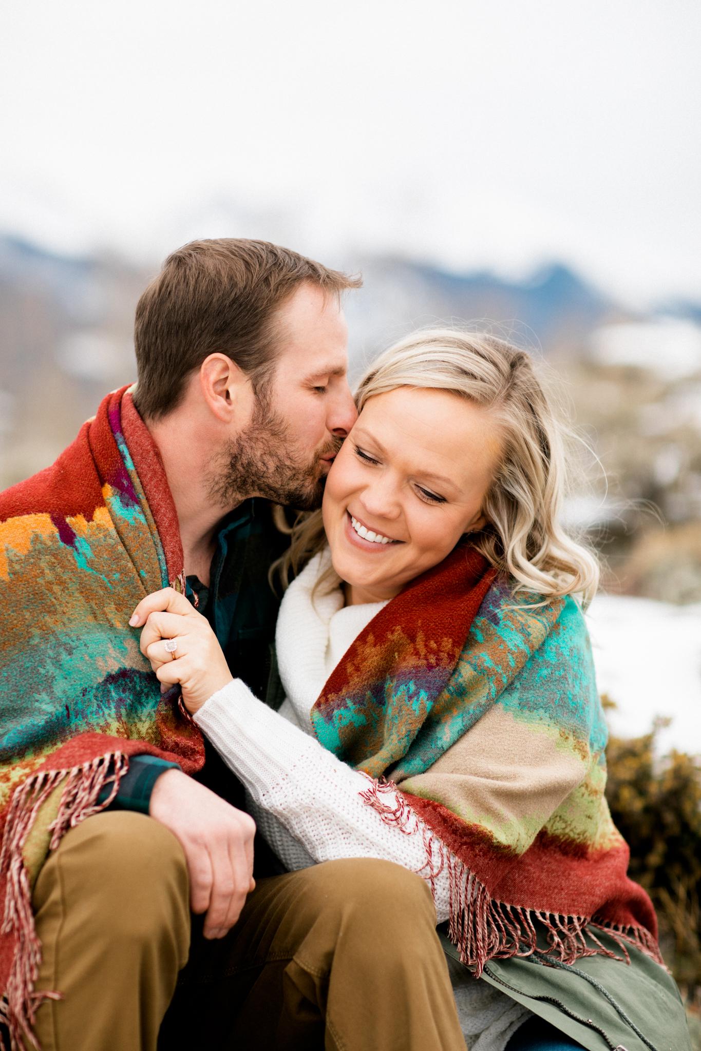 Rachel and Ryan Breckenridge, Colorado