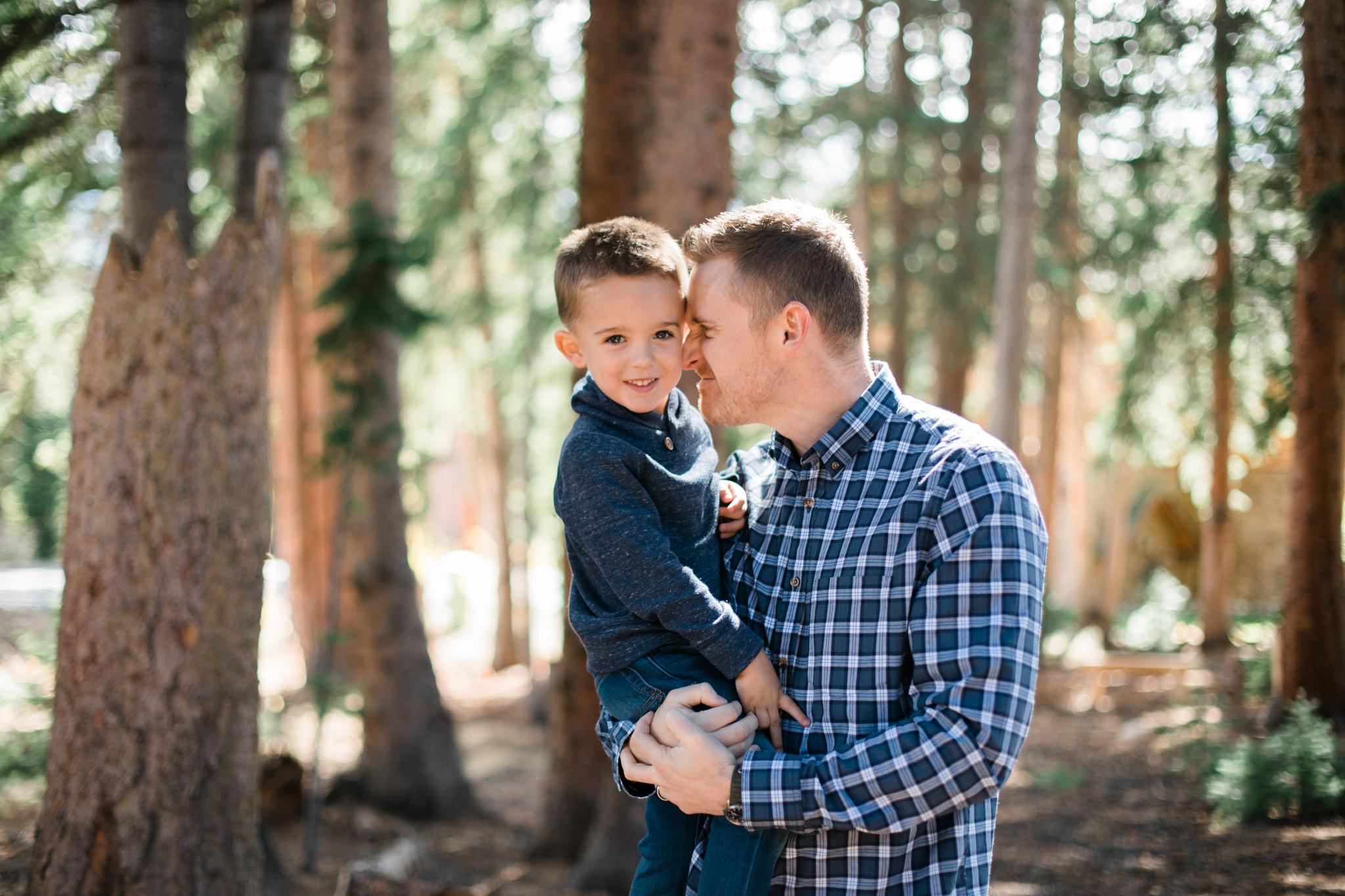 Trease Family Photography Breckenridge