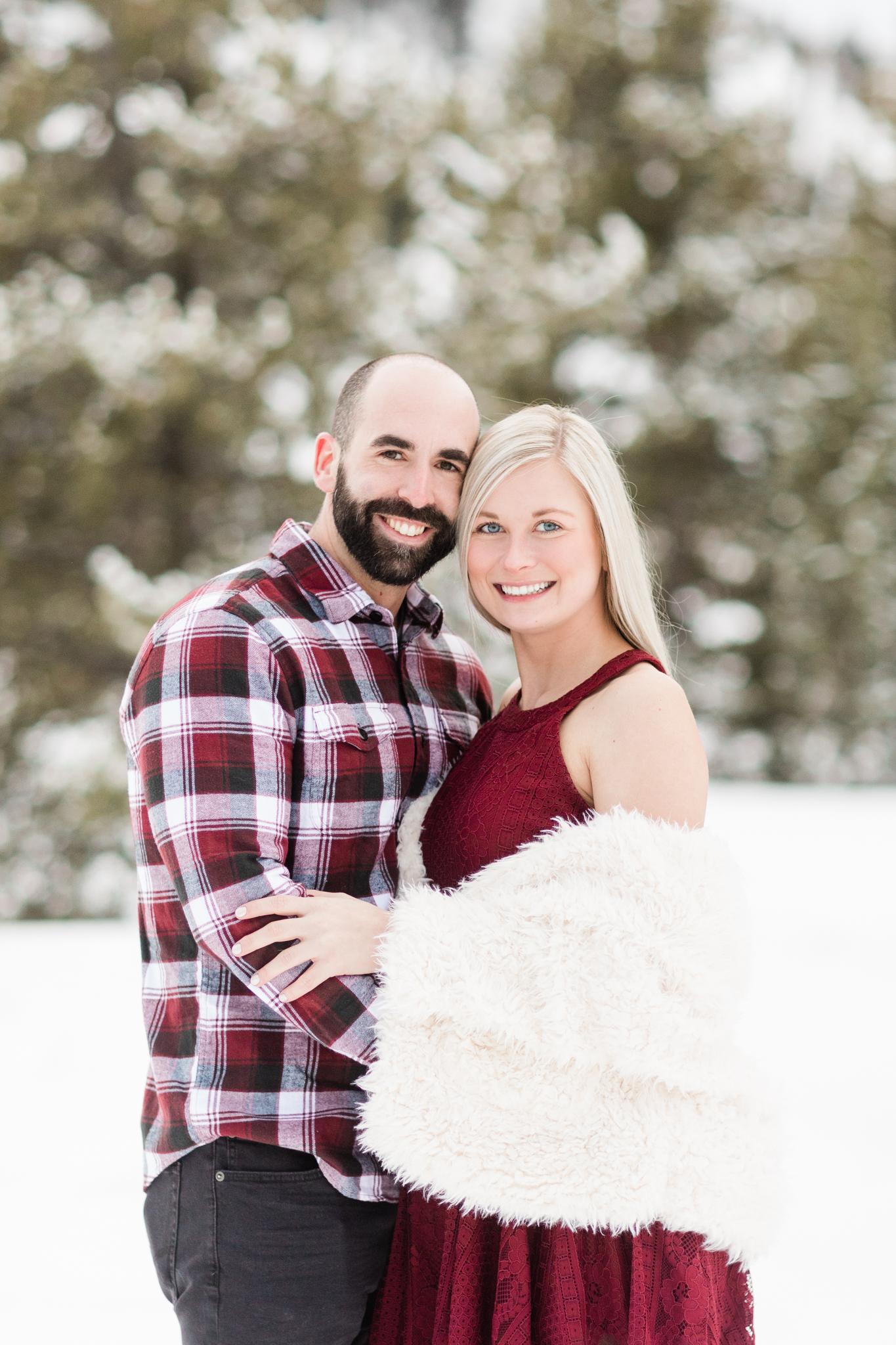 Kaitlyn and Shane Breckenridge, Colorado