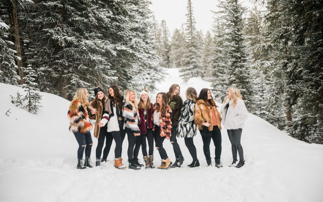 Rocky Mountain Bride Feature – Bachelorette Weekend in Breckenridge