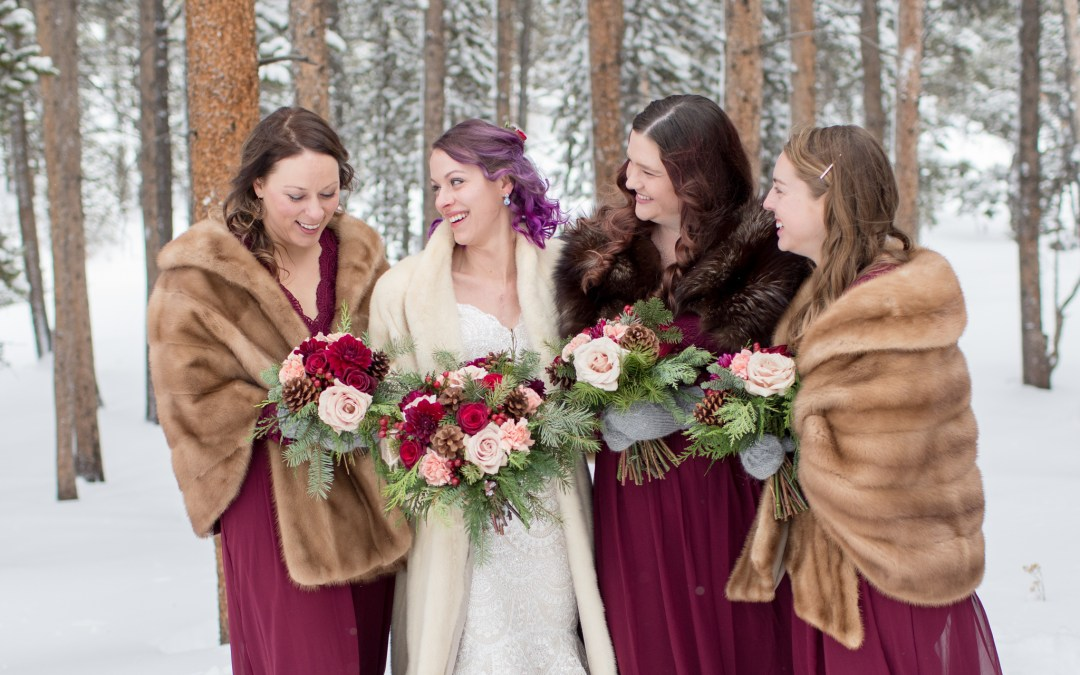 Planning a Winter Wedding In the Colorado Mountains
