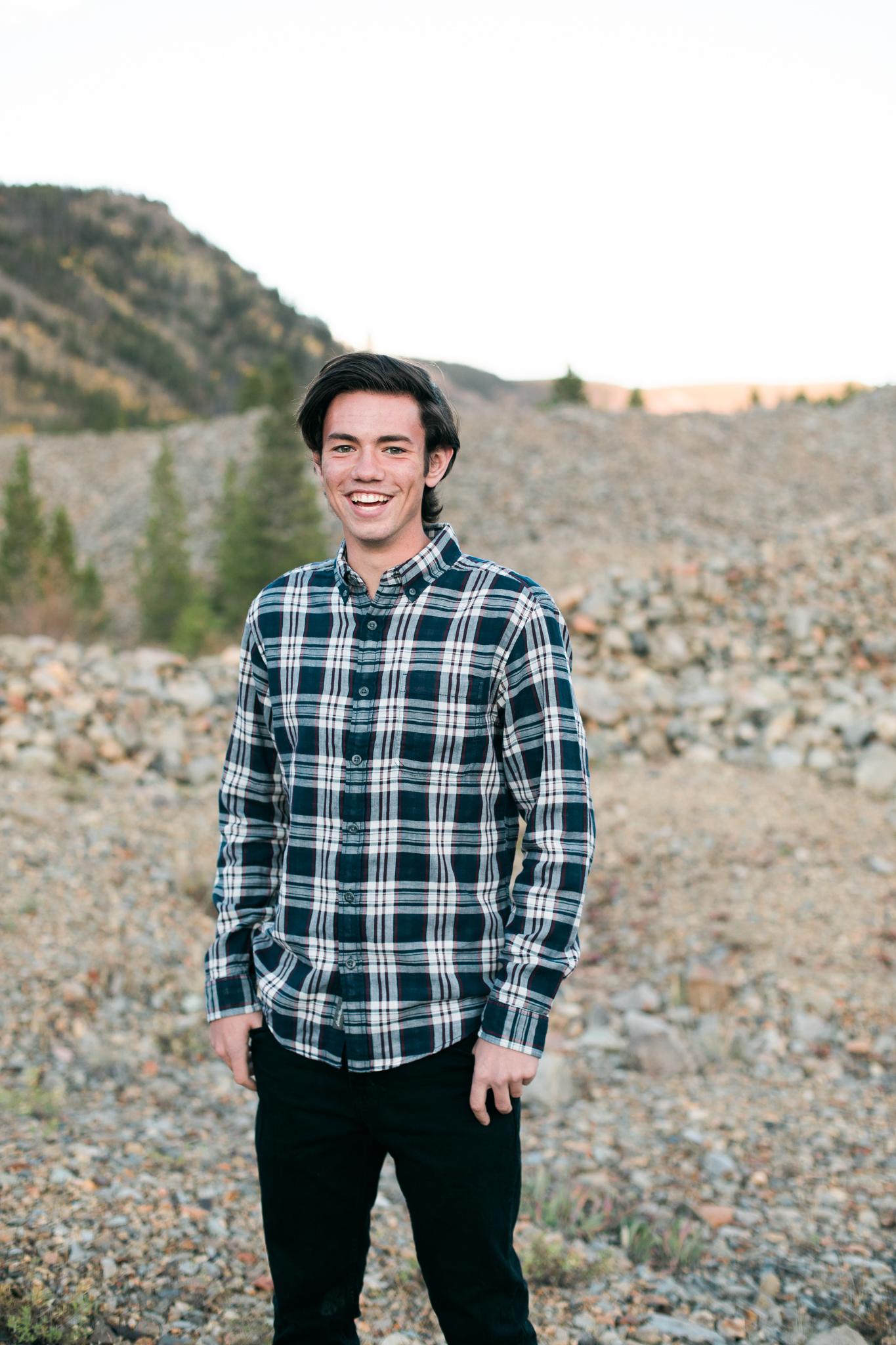 Peter Breckenridge Senior Pictures Summit High School Senior Photographer