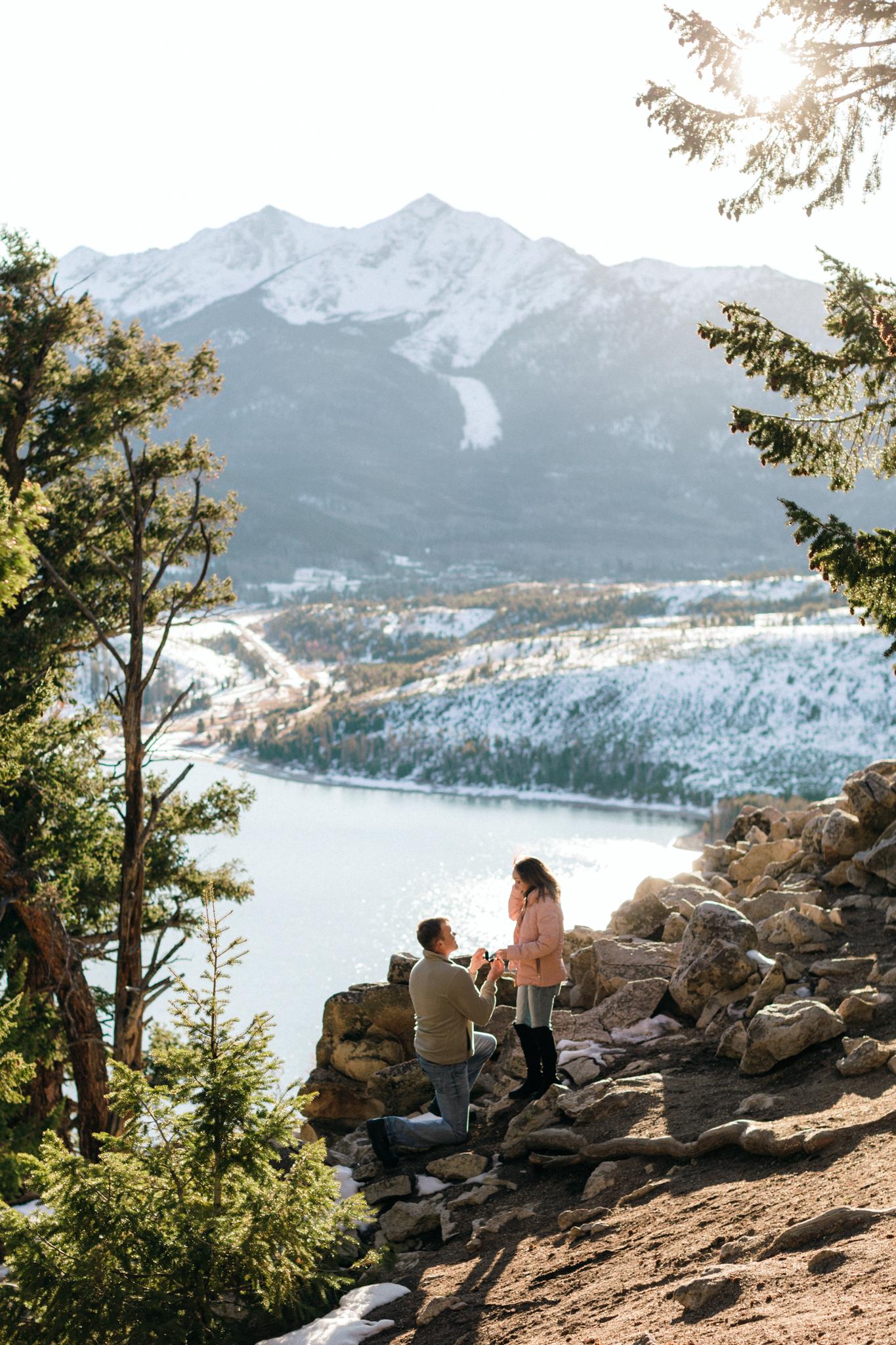 Chris and Kathryn Breckenridge, Colorado