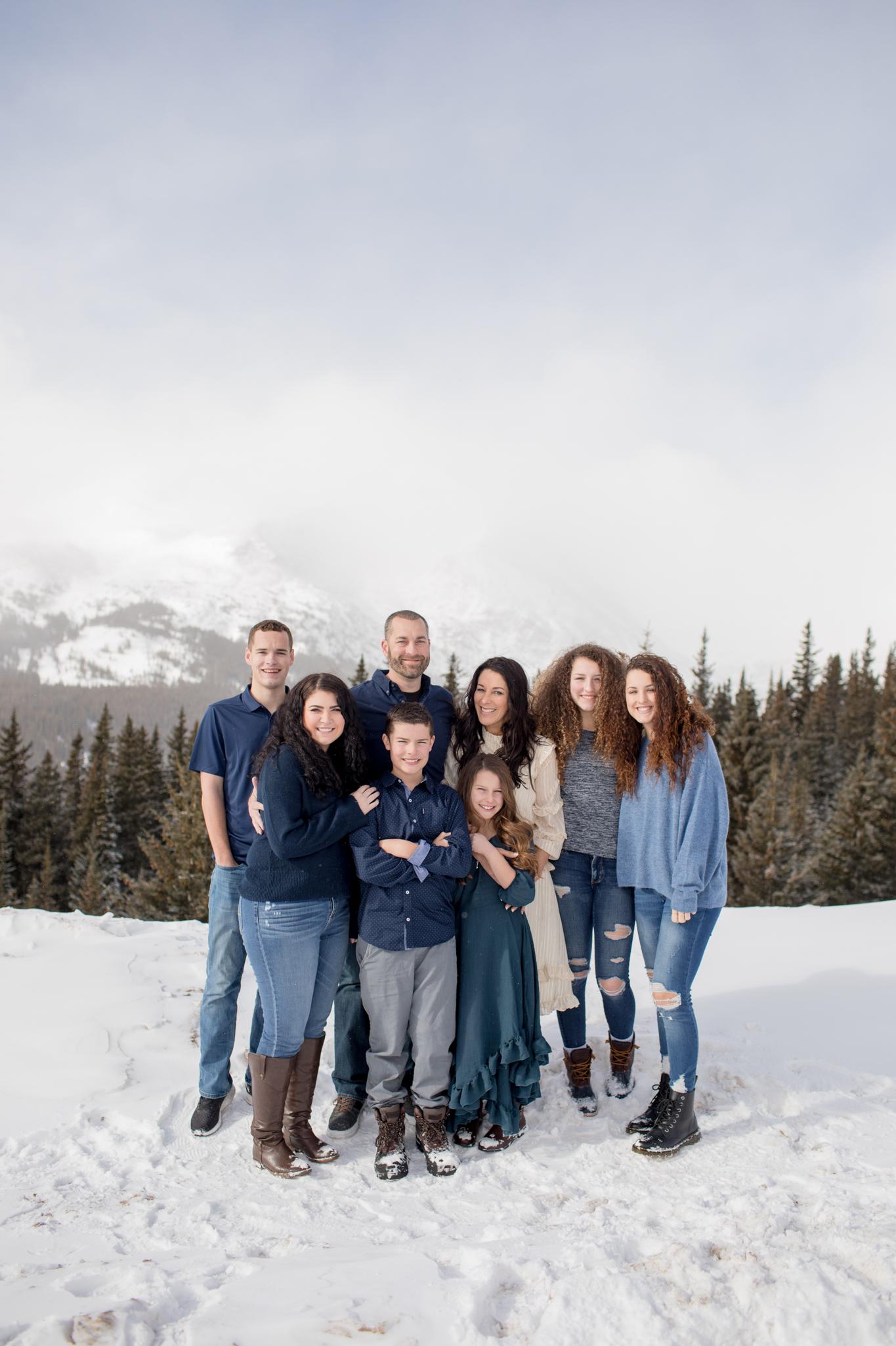 Brandes Family Breckenridge, Colorado