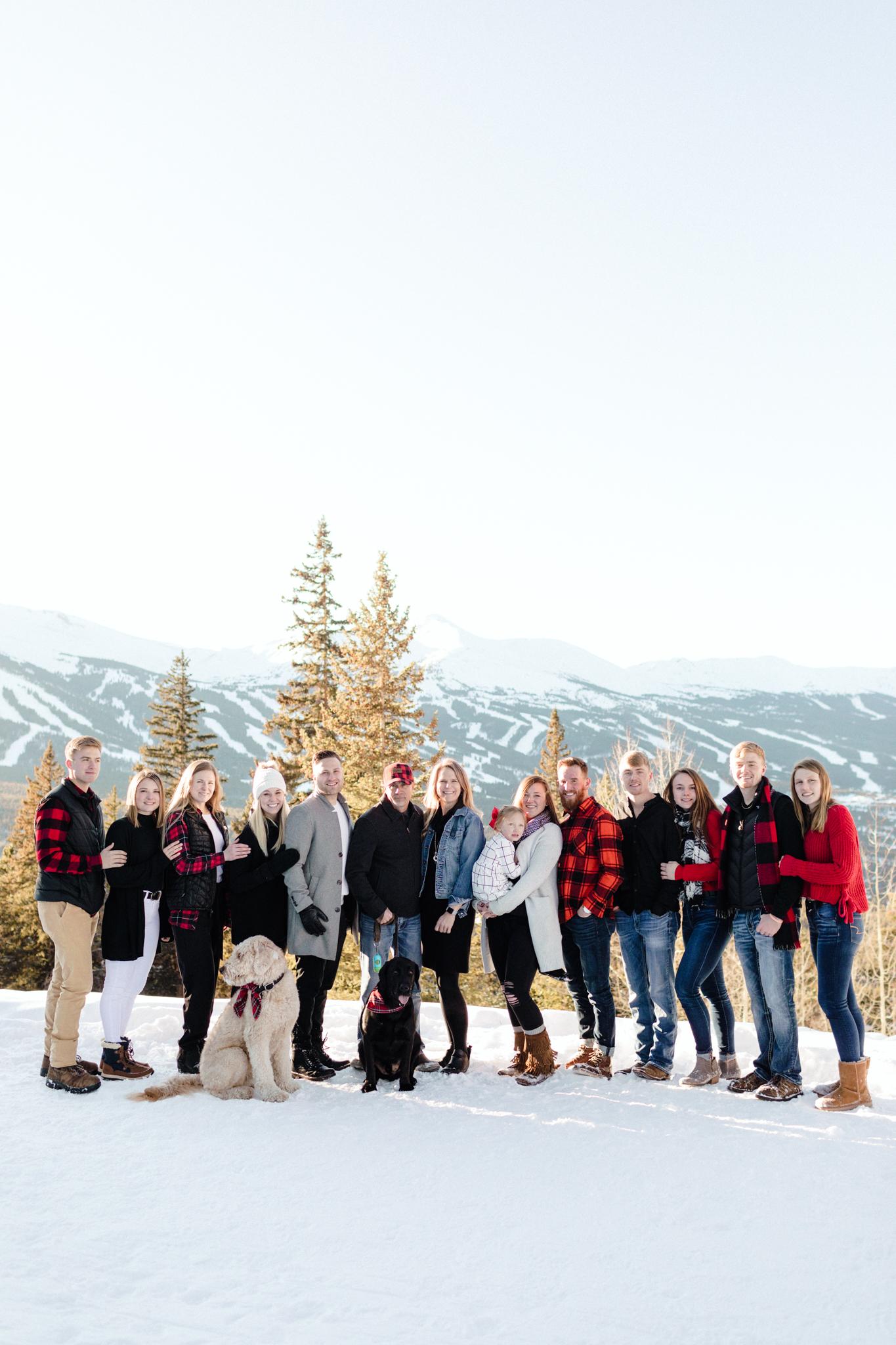 Hermeier Family  Breckenridge, Colorado