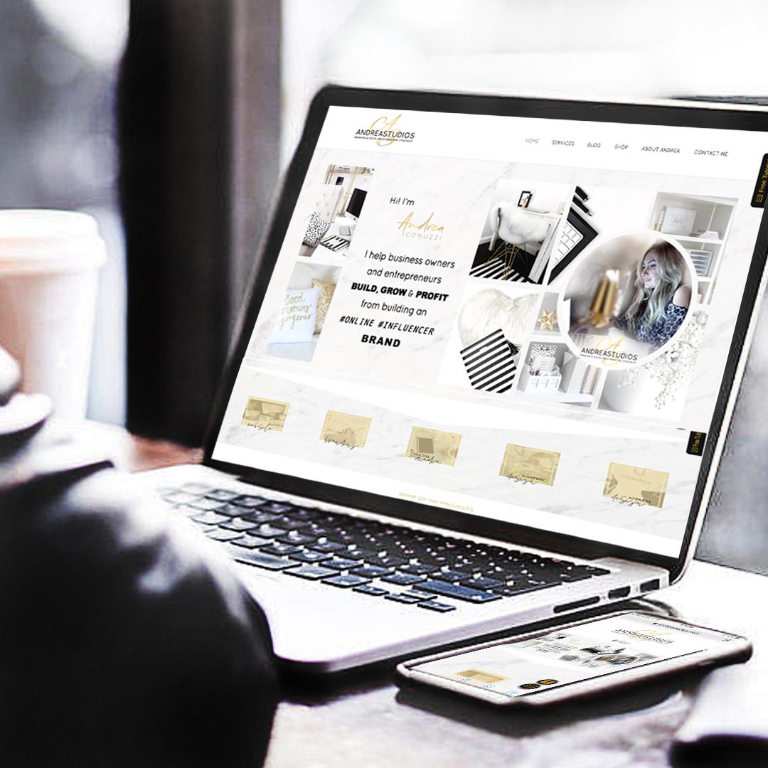 AndreaStudios | Branding and Online Marketing