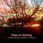 Hope in Healing Spotify Playlist