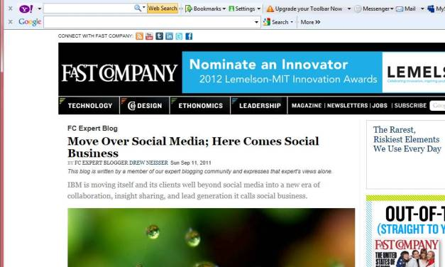 IBM is a Social Business