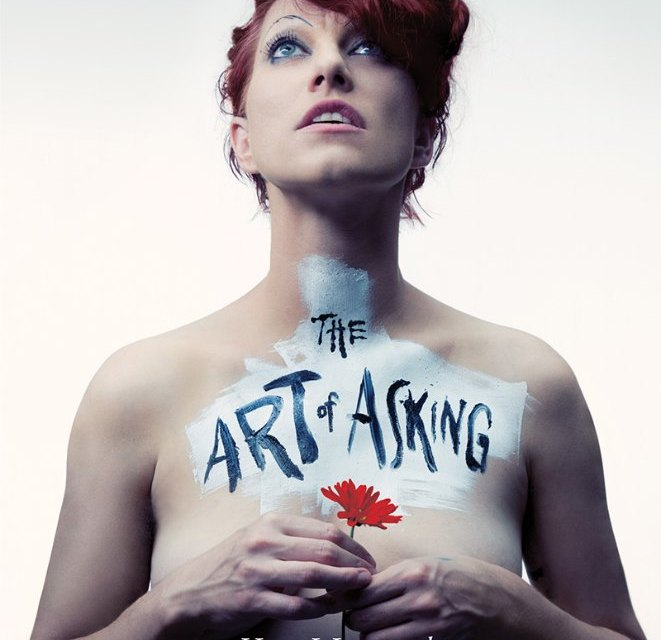 Did Amanda Palmer Write the Business Book of 2015?