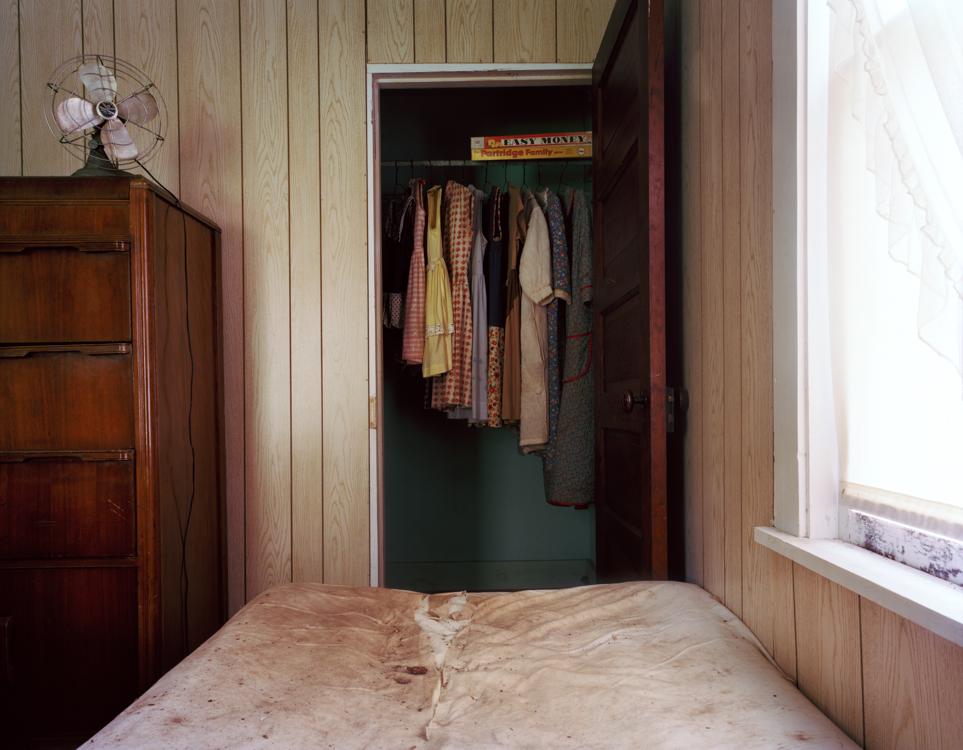 Claryville Bedroom