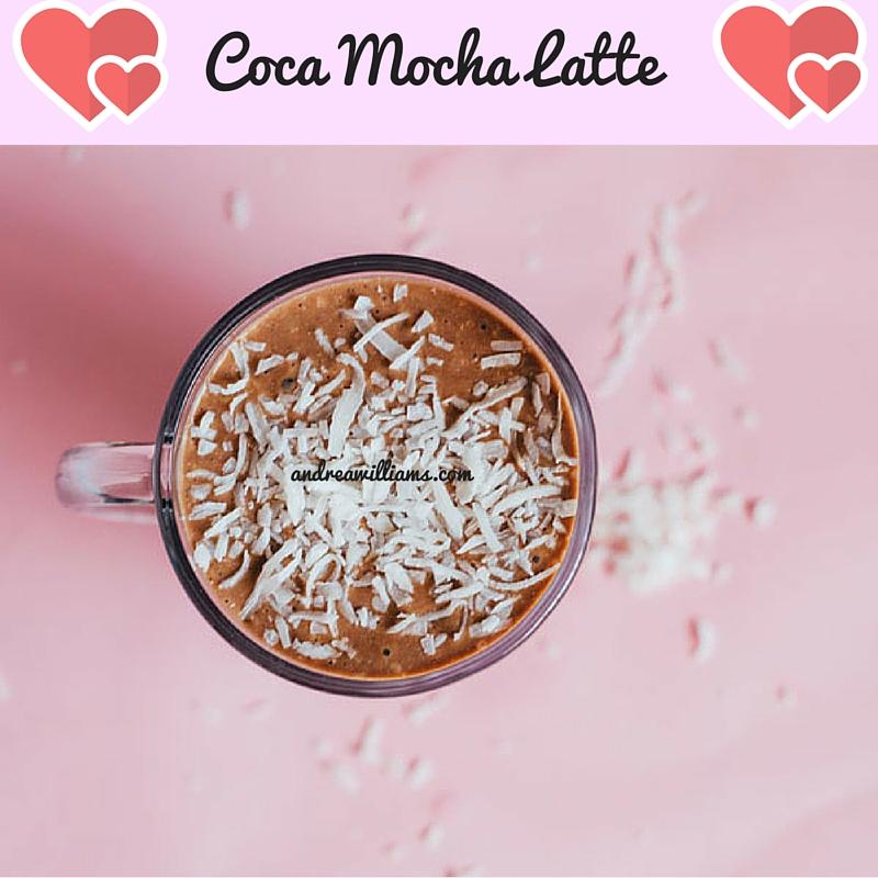 Coca Mocha Latte