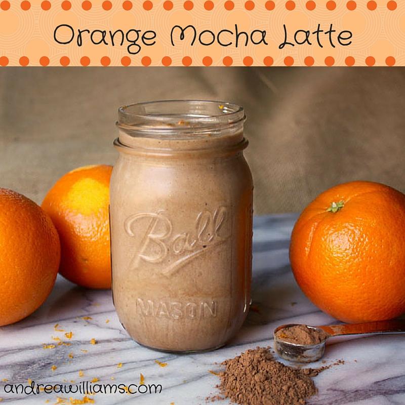 Orange Mocha Latte