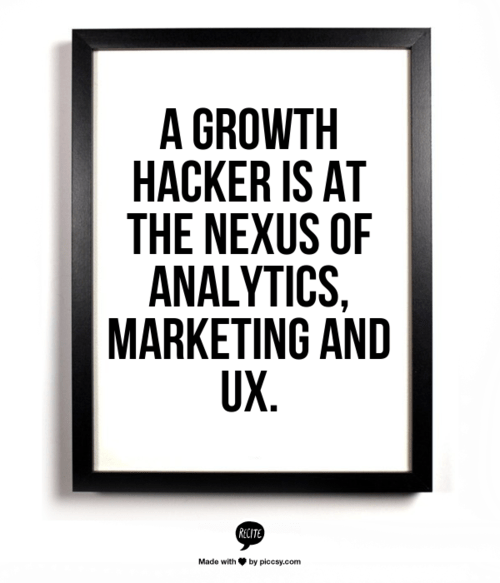 Growth Hacking é mais que uma moda.