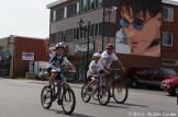 Jeune cycliste