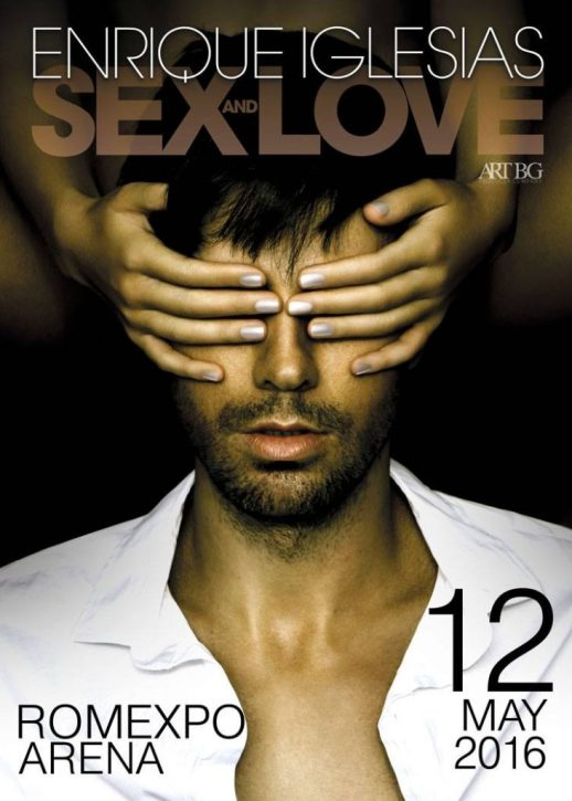 Enrique Iglesias -SEX AND LOVE