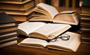 Nominalizată la leapșa despre cărți
