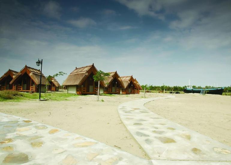 Plaja Sfântu Gheorghe în Deltă