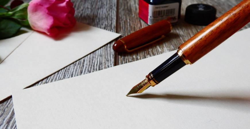Scrisoare catre mine