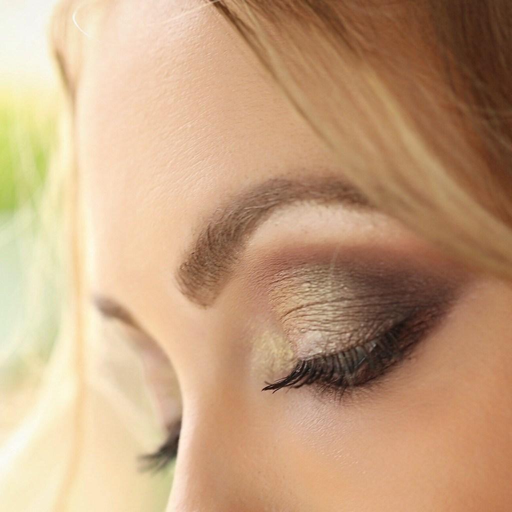 Tutorial De Makeup Machiaj De Seară în Nuanțe De Maro Auriu