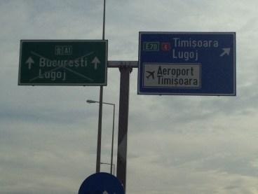 Autostrada Arad - Timisoara 2