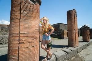 Pompeii orasul vechi - Andreea Ibacka 11