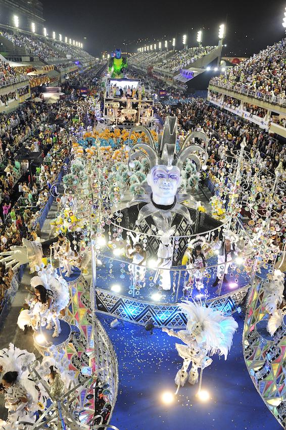 Carnavalul de la Rio, Sambadrom