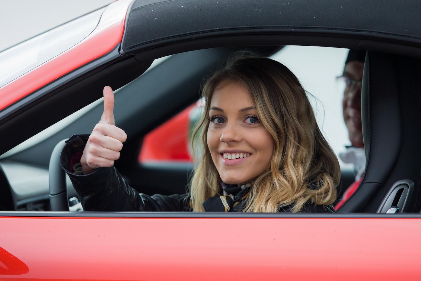 Porsche Media Driving Academy 03