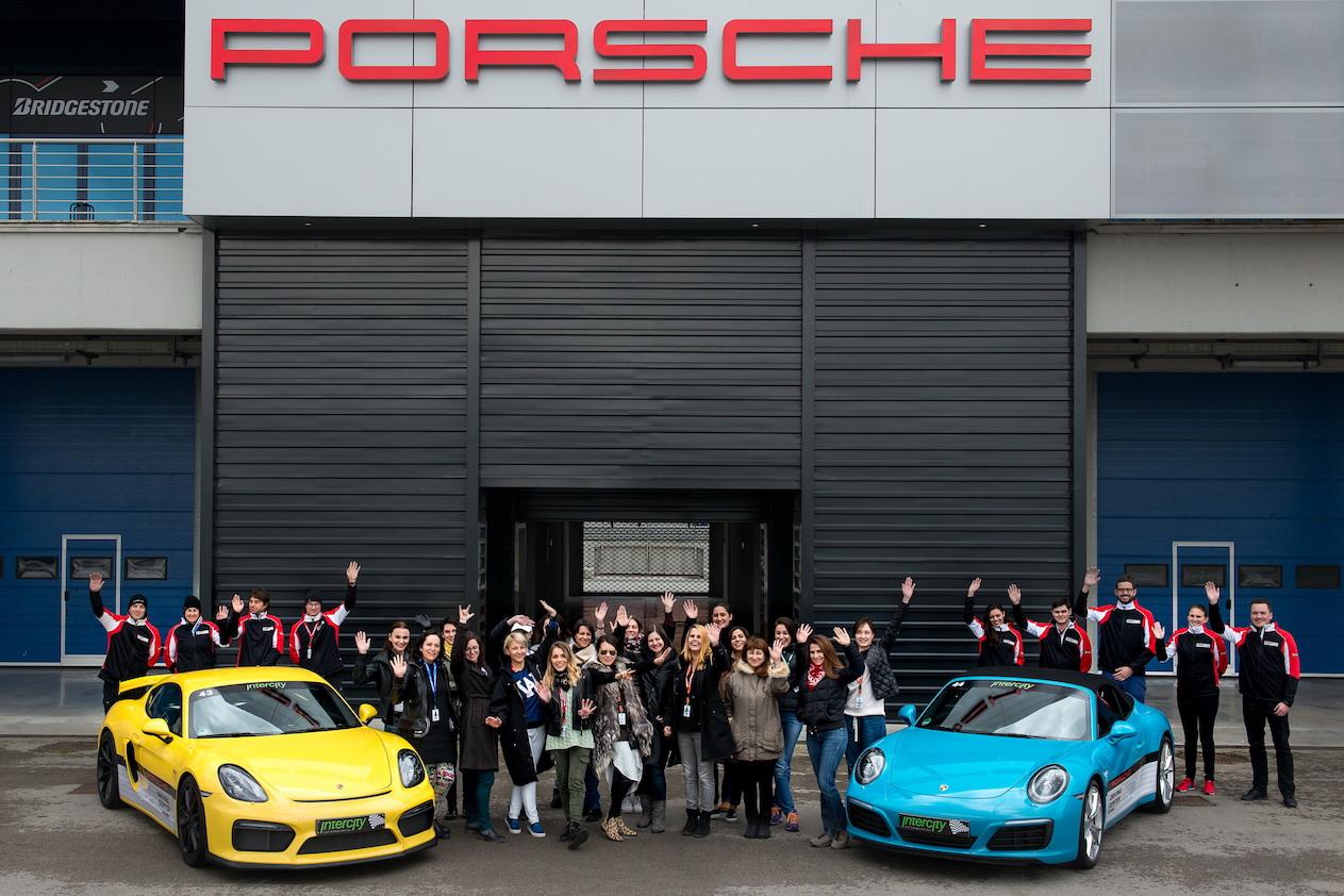 Porsche Media Driving Academy 07