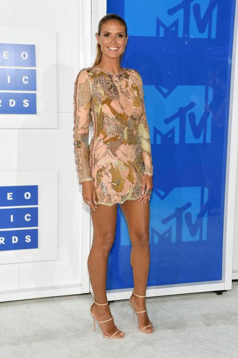 MTV Video Music Awards 2016 - Heidi Klum