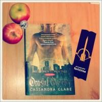 """Recenzie """"Oraşul Oaselor"""" de Cassandra Clare"""