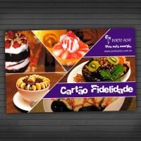Cartão Fidelidade - Porto Açaí