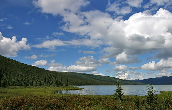 De ce Alaska se numește ultima limită. Visa către Alaska.