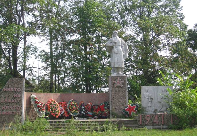 История поселка пос Андреево Судогодского района
