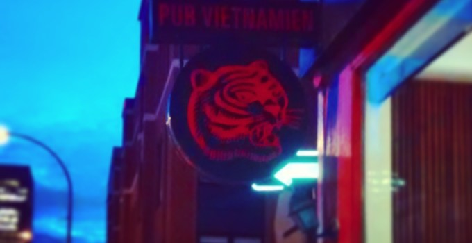Le Red Tiger restaurant in Montreal served Vietnamese-style poutine during Poutine Week