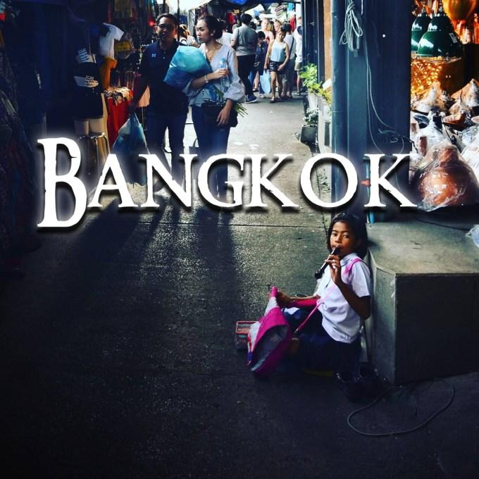 Teaching Bangkok Thailand
