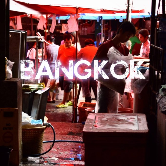Khlong Toei Bangkok Thailand