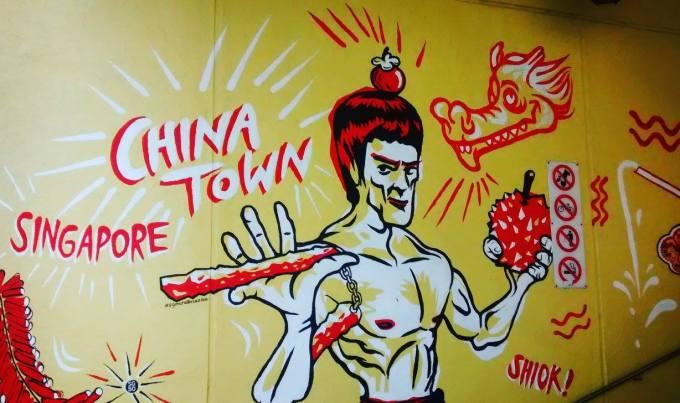 Chinatown Singapore Travel