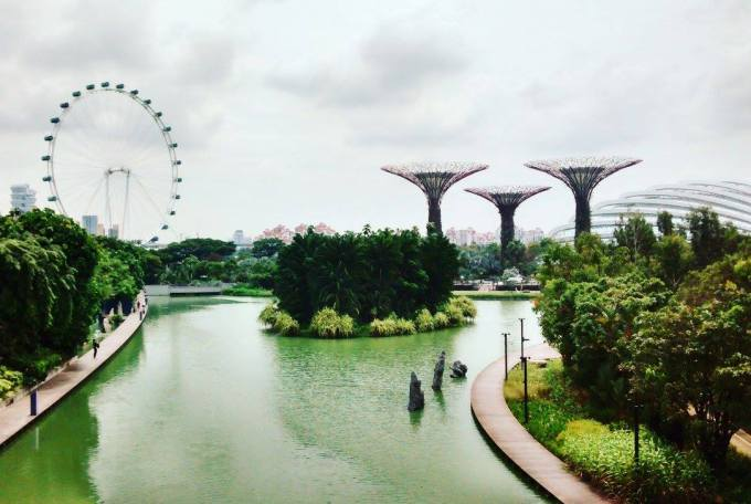 Gardens by the Bay, Singapore, Travel