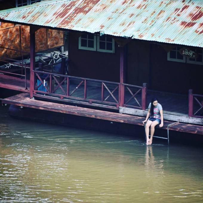 Kanchanaburi, Thailand, travel