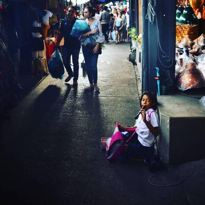 Bangkok, Chatuchak Market, Thailand